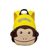 Balo cho bé Nohoo Khỉ Con Năng Động NH021