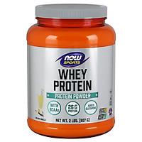 Whey Protein, Creamy Vanilla Powder | Bổ sung 26g Protein cho người luyện tập thể thao, được xử lý và chiết xuất từ nguồn đạm Whey chất lượng cao để tối ưu khả năng hấp thu 5,900mg Axit amin (BCAA) và 460mg Glutamine (907 gram)