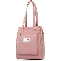 Túi sách công sở nữ cao cấp J.QMEI J003 túi đựng laptop, túi đựng macbook chống sốc chống nước