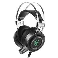 Headphone EXAVP Cao Cấp Gaming/DJ EX820V LED + rung + âm thanh 7.1 - Hàng Chính Hãng