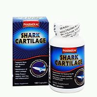 Viên Uống Giảm Đau, Tái Tạo Sụn Khớp Shark Cartilage Pharmekal - 100 Viên