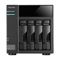 Thiết bị lưu trữ mở rộng NAS 4-Bay Asustor AS6004U - Hàng Chính Hãng