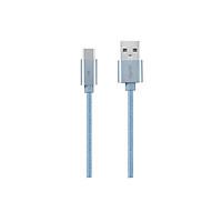 Cáp sạc type C dài 1m tích hợp giá đỡ Zoo Type C - Charging & Data Cable Actto TC-18 -  Hàng chính hãng