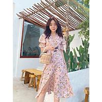 Đầm hoa dài Regina Dress Gem Clothing SP060484