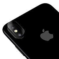 Kính Cường Lực Camera Cao Cấp Baseus iPhone X - Hàng Chính Hãng