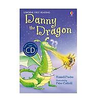 Usborne Danny the Dragon + CD