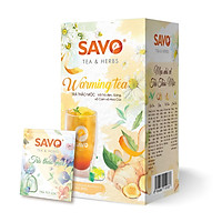 Trà Thảo Mộc SAVO WARMING (Warming Herbal Tea)