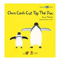 Truyện tranh Ehon - Chim cánh cụt tập thể dục