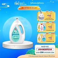 Sữa tắm Johnson's Baby chứa sữa và gạo (1000ml)