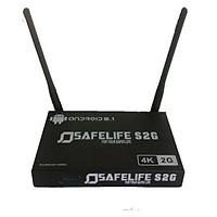 Đầu TV Box Safelife S2G - 7.1 ( Hàng chính hãng )