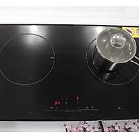 [Combo] Bếp từ Munchen GM 2285 + Chảo từ + Bộ nồi chính hãng
