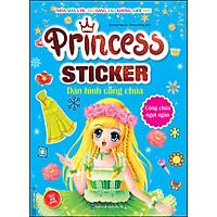 Princess Sticker - Dán Hình Công Chúa - Công Chúa Ngọt Ngào