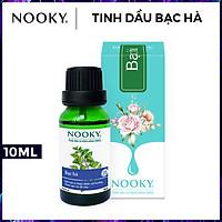 [10ml] Tinh dầu Bạc hà NOOKY 100% Thiên Nhiên - TORO FARM