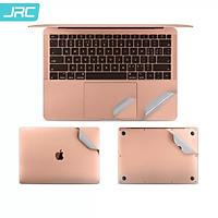 Bộ dán 5in1 cho Macbook M1 hiệu JRC chất liệu 3M tản nhiệt- Hàng chính hãng