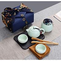Bộ ấm trà quà tặng 8 món GFS01