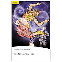 Level 2: Five Famous Fairy Tales Book And MP3 Pack (Pearson English Graded Readers)
