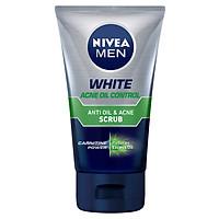 Sữa Rửa Mặt Nam Kiểm Soát Nhờn Sạch Sâu Nivea 50g - 88879