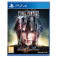 Đĩa Game Ps4: Final Fantasy XV Royal Edition - Hàng nhập khẩu