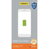 Pin điện thoại Pisen dành cho Iphone Xs max - Hàng Chính Hãng