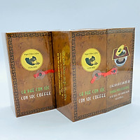 Cà phê phin giấy Con Sóc Đôi Nâu( Combo 2 Hộp)