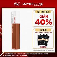 Son Kem Lì Maybelline Super Stay Matte Ink 5ml - Màu 135 Globetrotter