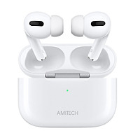 Tai nghe Bluetooth AMITECH AirPro - Hàng Chính Hãng