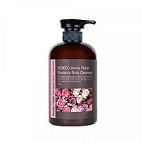 Sữa tắm nước hoa hương thơm quyến rũ BEBECO aroma floral romance body cleanser