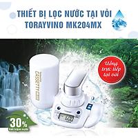 Thiết Bị Lọc Nước Tại Vòi Toray Torayvino MK204MX - Hàng chính hãng