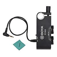 Phụ Kiện Âm Thanh | Đầu Chuyển Đổi BOYA- Audio Adapter & Cable BY-MA2 - Hàng Chính Hãng