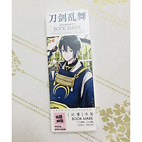 Bookmark  36 Đánh Dấu Sách Touken Ranbu (giao mẫu ngẫu nhiên)