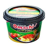 [Chỉ Giao HCM] - Big C - Mì tô Omachi xốt spaghetty 105g - 60863