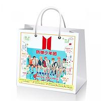 Set quà tặng BTS Bangtan Boys