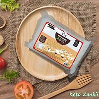 12 Gói Bún Keto ZANKII Shirataki Không Carb Ăn Kiêng Giảm Cân Das Tiểu Đường (làm từ bột glucomannan trong củ nưa) 200g