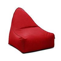 GHẾ LƯỜI ADIRA (Adira Indoor Beanbag Chair) CHẤT LIỆU VẢI NHẬP KHẨU MÀU ĐỎ - TARUJO
