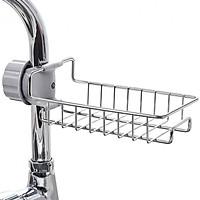 Khay inox gắn vòi nước cao cấp