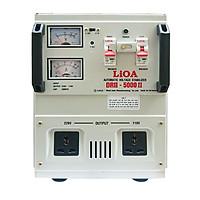 Ổn áp 1 pha LiOA DRII-5000 II