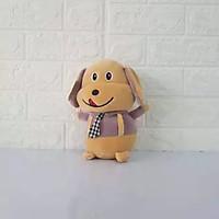 Gấu bông Chó áo cute
