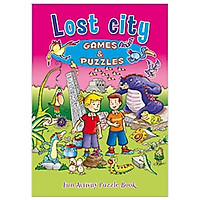 Lost City Game & Puzzles