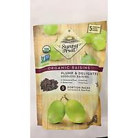 Nho khô hữu cơ Sunny Fruit organic raisins 250g