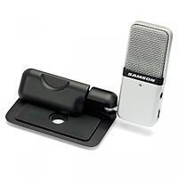 Micro họp trực tuyến USB Samson Go Mic clip - Hàng Chính Hãng