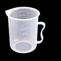 Combo 4 Ca Đong Nhựa Pha Chế Trà Sữa (300ml/Ca)
