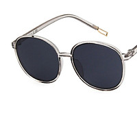 15995 Sunglasses for Men Women Retro Semi-Rimless Polarized Sun Glasses