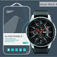 Bộ 3 Kính Cường Lực GOR cho Samsug Galaxy Watch 3 41/ 45 mm ( 3 Miếng ) _ Hàng Nhập Khẩu