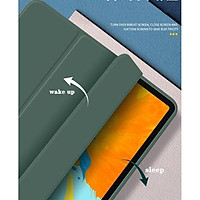 Case for ipad mini 5 2019 Wake silicone air4 123 Case for iPad6 5 iPad8th 10.2 inch 7 case for ipad mini 4 case for ipad mini 3 2 1 case