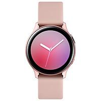 Đồng Hồ Thông Minh Samsung Galaxy Watch Active 2 SM-R830 (Bản Nhôm & Dây Cao Su) 40mm - Hàng Chính Hãng