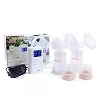 Máy Hút Sữa Đôi Spectra 9 Plus - Tặng Kèm máy hâm và tiệt trùng 2 bình cổ rộng Fatzbaby FB3012sl