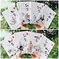 Bách gia tranh minh - Bộ 8 cuốn sách quý của cụ Nguyễn Hiến Lê