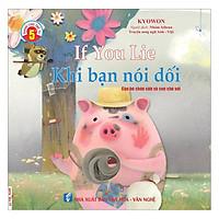 Truyện Song Ngữ Anh Việt - Khi Bạn Nói Dối