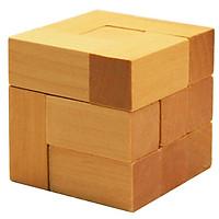 Giải đố gỗ Wood puzzle IQ