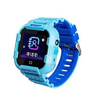 Đồng hồ thông minh định vị trẻ em Wonlex KT03 (xanh dương) Hàng Chính Hãng